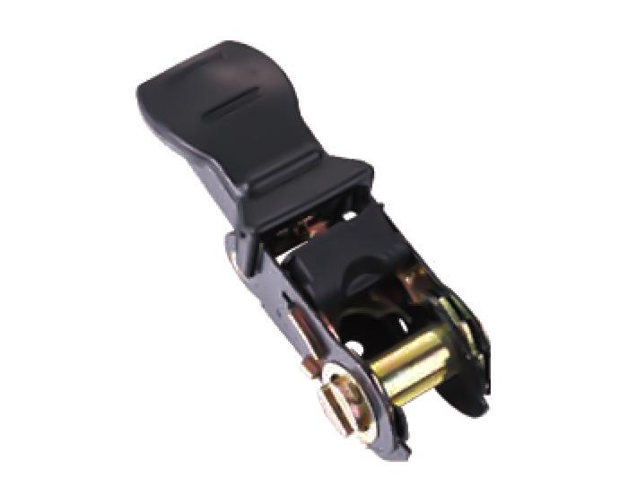 Aperta a fivela de catraca obrigatória padrão com spray personalizado eletrostático cor BYRB2506